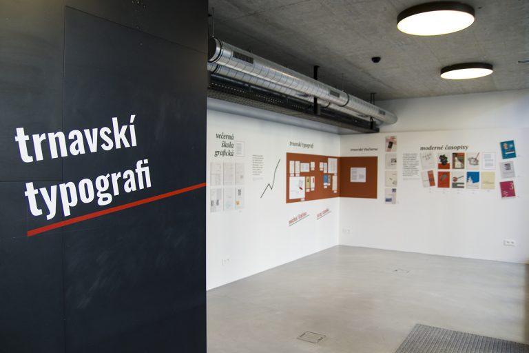 Trnavskí typografi © Petra K. Adamková (Malý Berlín)