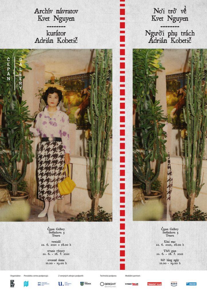 Kvet Nguyen: Archív návratov: plagát